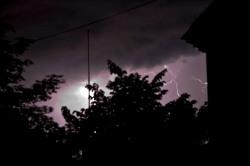 Lyn og torden