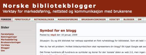 norsk-biblogg