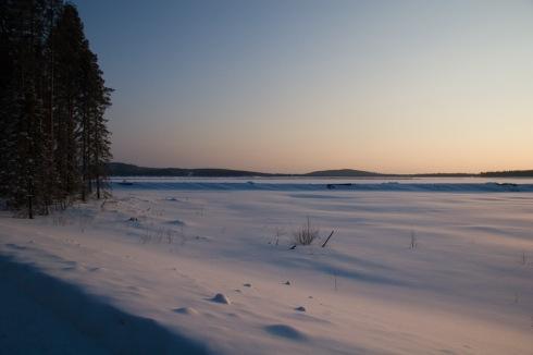 Morgen i Nord-Sverige