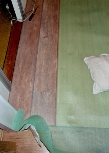 Nytt gulv