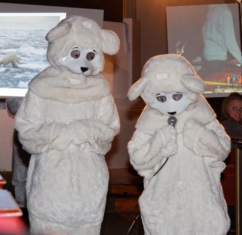 Isbjørner uten is