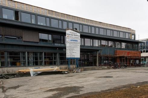 Rådhuset i Stjørdal