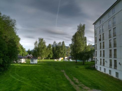 Morgen på Lillehammer