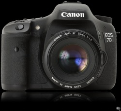 Canon 7D (pre-production)