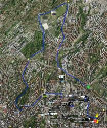 Sykkeltur i byen