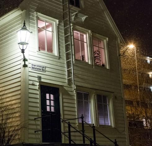 Kveldstur i Bergen