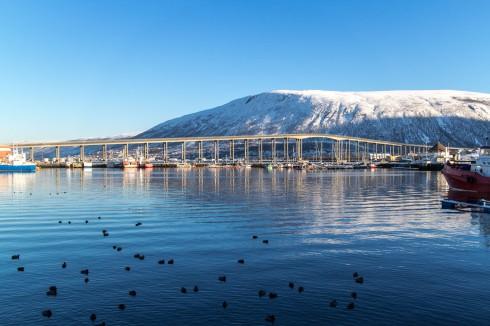 Formiddag i Tromsø