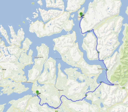 Sørreisa_Tromsø