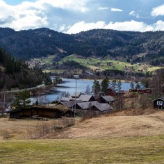 Morgedal hotell i Telemark