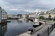 En ettermiddag i Ålesund