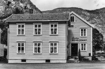 Jeg besøkte Lærdalsøyri
