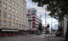 På tur til Mikeklig i finland. Biblioteksmesse der