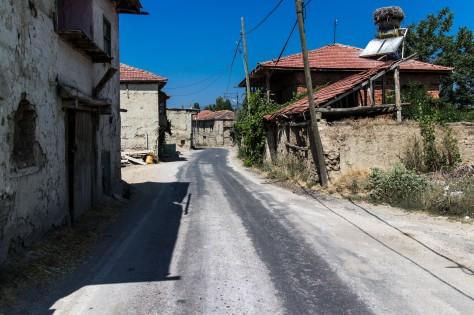 Tyrkisk landsby
