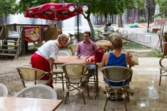 Frokost i Camlik Park