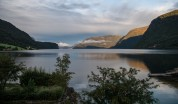 Norsk natur på vestlandet