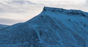Jeg dro en tur ut til Svalbard da jeg var i tromsø