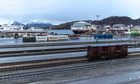 Ettermiddag i Bodø
