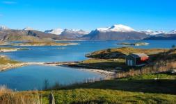 Tur til Finnmark via Sverige