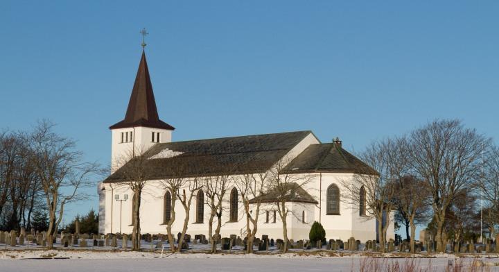Herdlevær kirke