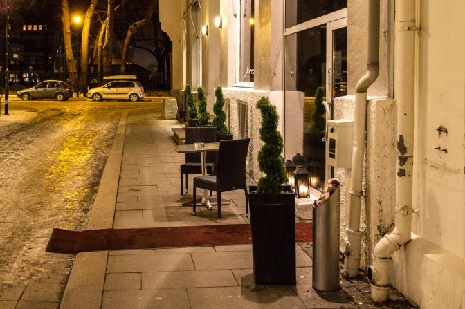 Kveld i Trondheim