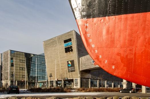 Hurtigrutens museum