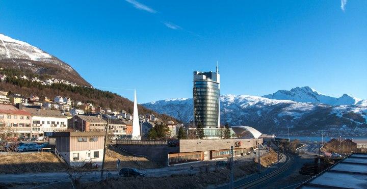 Ricahotellet i Narvik
