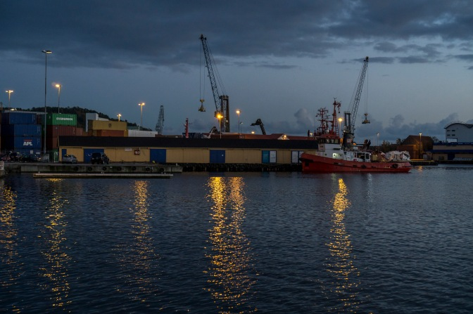 Kveld i Kristiansand