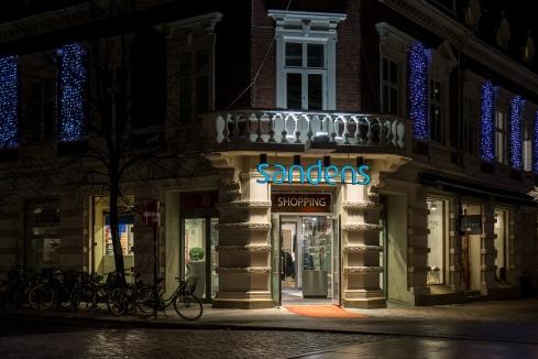 Kveldstur i Kristiansand