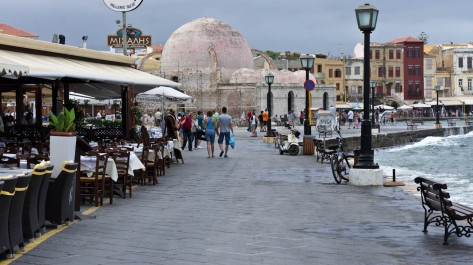Old town of Chania