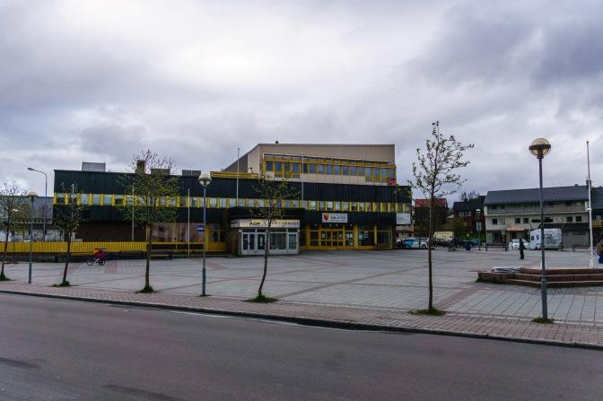 Kirkenes sentrum