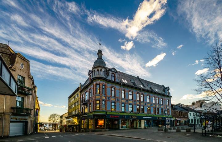 Hamar sentrum
