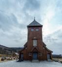 Herad kirke på Gol