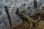 Bilder tatt ved brua over til Mølen