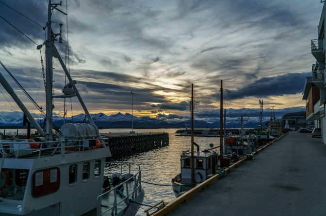 Ettermiddag i Molde