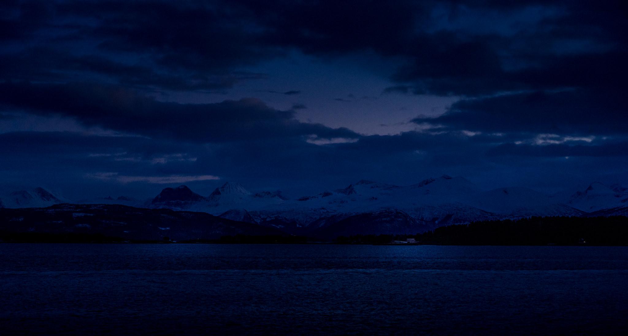Evening in Molde