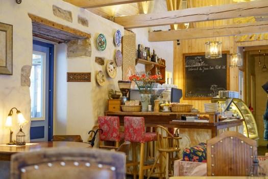 Müüriääre café
