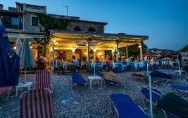 Middag på Tarsanas Taverna