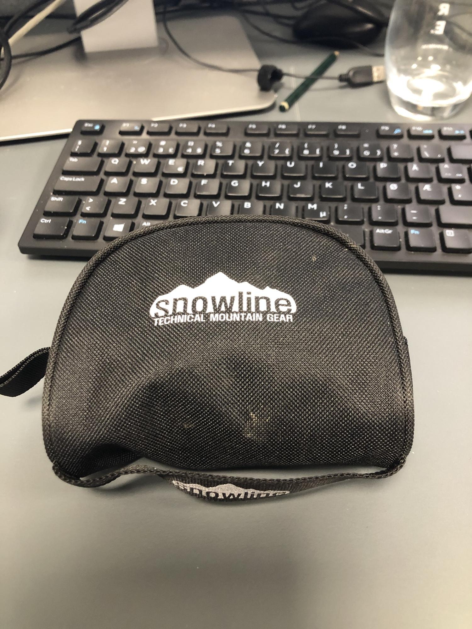snowline technical mountain gear